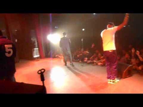 Dj Anand - Junai Khaden & Char Avell - Ghetto Refix live