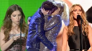 7 Best Moments American Music Awards 2015