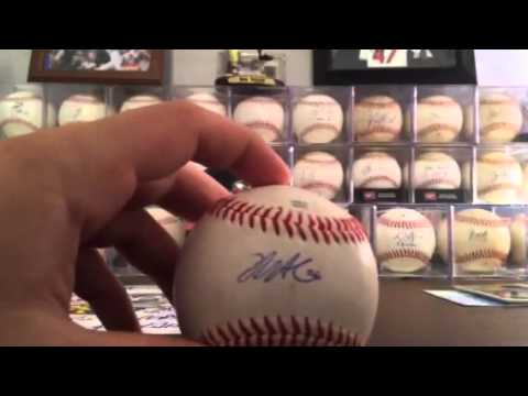 Ip Autograph Recap Burlington Bees & Lc Captains 41717