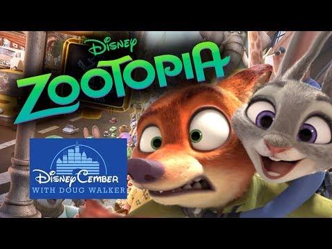 Zootopia - Disneycember