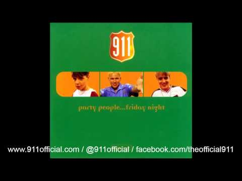 911 - Party People...Friday Night - 02/03: The Journey (Steelworks Edit) [Audio] (1997)
