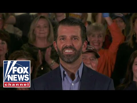 Don Jr. sounds off on his fiery exchange on 'The View'