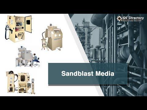 Sandblast Media Manufacturers Suppliers | IQS Directory
