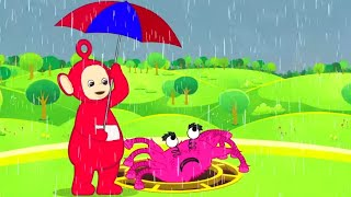 Itsy Bitsy Spider - Teletubbies Nursery Rhymes!