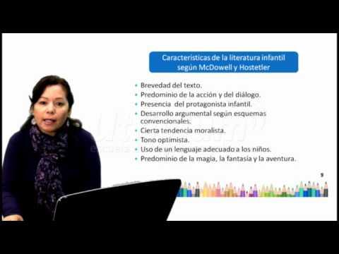 ECOL Curso 8 Unidad 1 Introducción a la literatura infantil 1/2