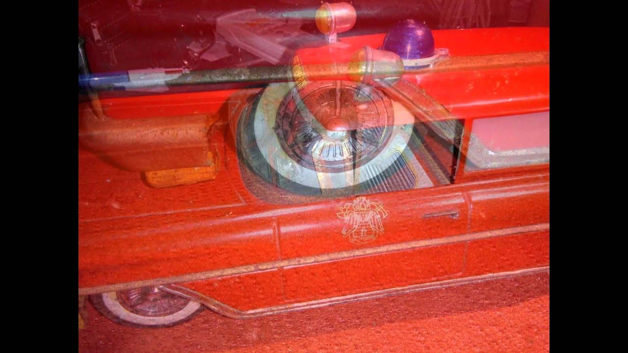 Bomberos Juguetes Antiguos De Rico Restaurarlocoche Oldsmobile Fotos Y Después Antes q3AjL45R
