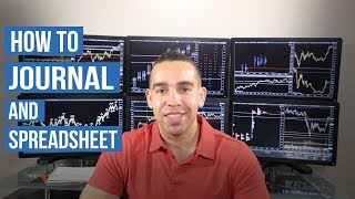 How To Journal And Spreadsheet For Day Trading Success