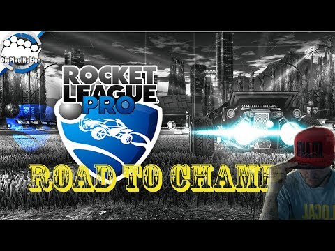 ROCKET LEAGUE PRO -  Road to Champ #2 - Let's Play Together Rocket League thumbnail