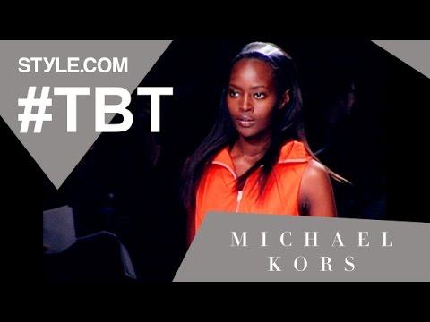 Michael Kors' Wet, Hot American Summer - #TBT with Tim Blanks - Style.com
