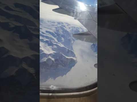 Greenland Sermersooq Watkins Range