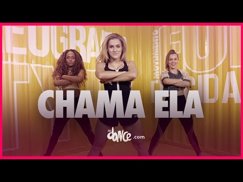 Chama Ela - Lexa ft Pedro Sampaio  FitDance TV Coreografia