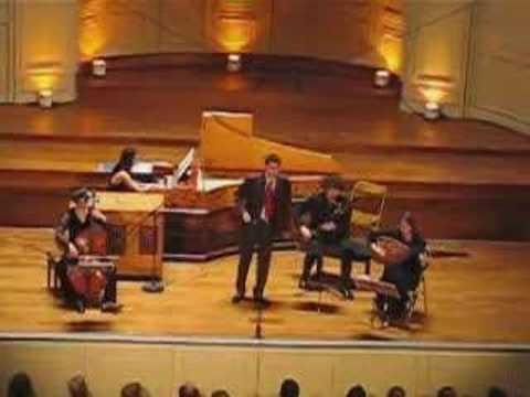 Philippe Jaroussky: Pianti Sospiri live (Vivaldi)