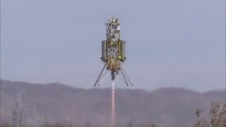 Record Flight for Xombie Lander | Masten Space Systems | NASA Rocket Science Video