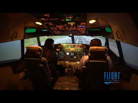 Flight Experience Adelaide - Capt. May Cheng