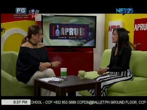 APRUB: Rhea Bautista, Ballet Philippines Foundation, Inc.