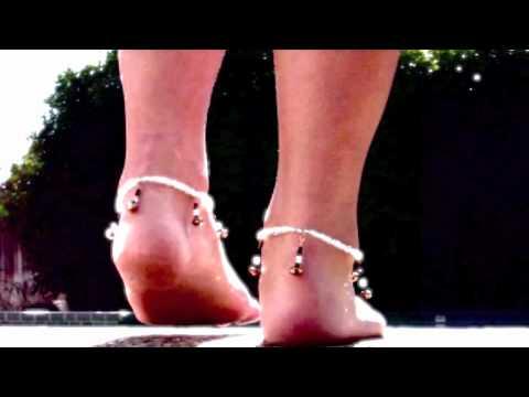 """Arabian Goddess"" Barefoot Jewelry"