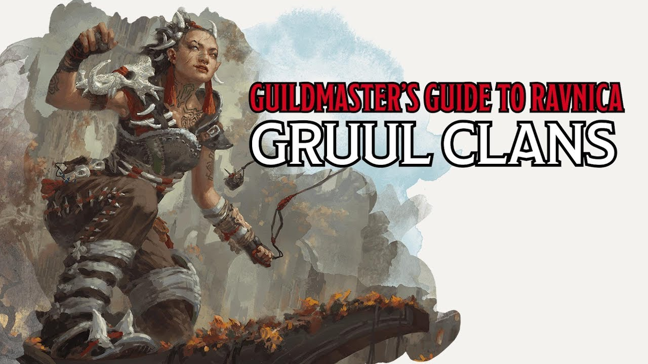 D&D: Not Gruul? Then Try! - Guild Overview - Bell of Lost Souls