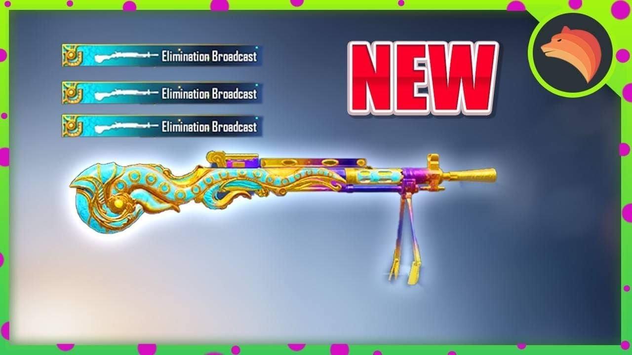 New Maxed DP-28 Gameplay 😍