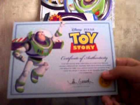 Toy Story Collection Buzz Lightyear Space Ranger New Utility Belt