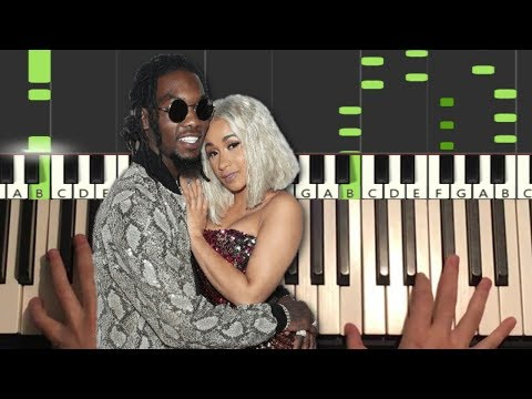 offset-ft.-cardi-b---clout-(piano-tutorial-lesson)