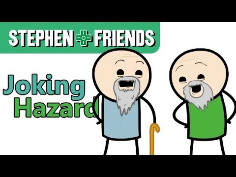 Joking Hazard #5 - Stephen & Friends