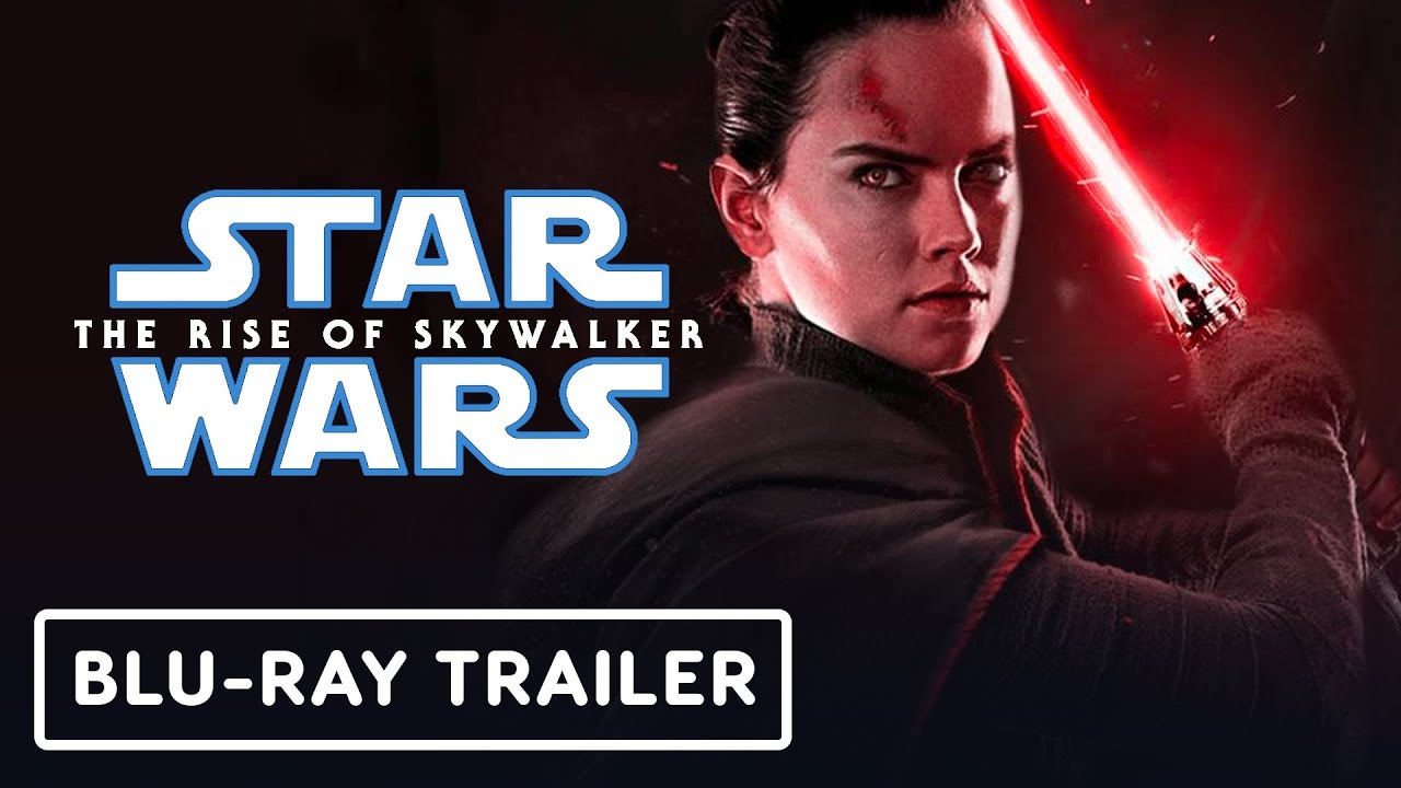 Star Wars The Rise Of Skywalker Official Blu Ray Trailer Youtube