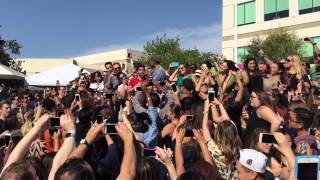 Apple Inc. Earth Day Celebration with Pharrell Williams 4/22/15