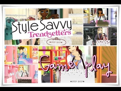 Official Site - Style Savvy Trendsetters for Nintendo 3DS