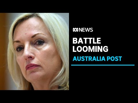 Legal battle looming over PM's decision to order Australia Post CEO to stand down | ABC News