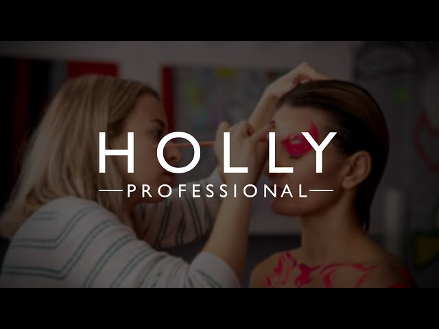 ЗА КАДРОМ/ НЕОНОВЫЕ ТАНЦЫ. Проект от Holly Pro