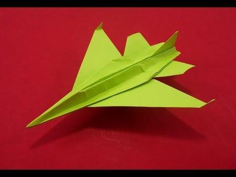 Cara Membuat Pesawat F15 Dari Kertas