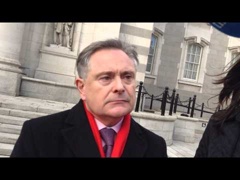 Brendan Howlin says we have recovered our economic sovereignity