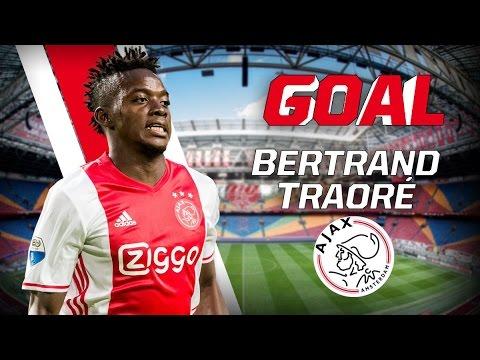 Bertrand Traoré Goals ( Imilo le chanceux hommage a Bertrand traore )