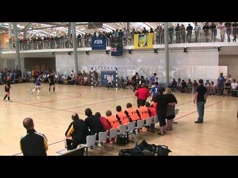 St Patrick's College Town vs St Paul's Collegiate 2014 College Futsal Final
