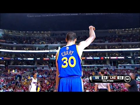Warriors 2014 Playoffs: R1G7 vs. Clippers