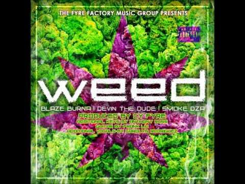 Blaze Burna - Weed (feat. Devin The Dude, Carolyn Rodriguez & Smoke DZA)