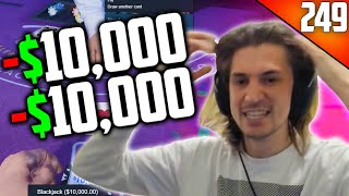 ITS RIGGED! - xQcOW Stream Highlights #249