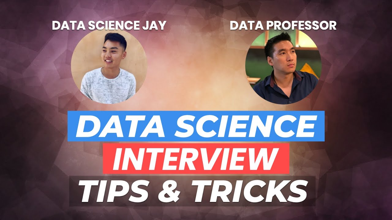Data Science Interview (Tips and Tricks) [Ft. Data Science Jay]