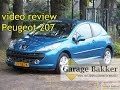 Video review Peugeot 207 1.4 16v VTi XS Pack, 2008, 71-GBZ-4