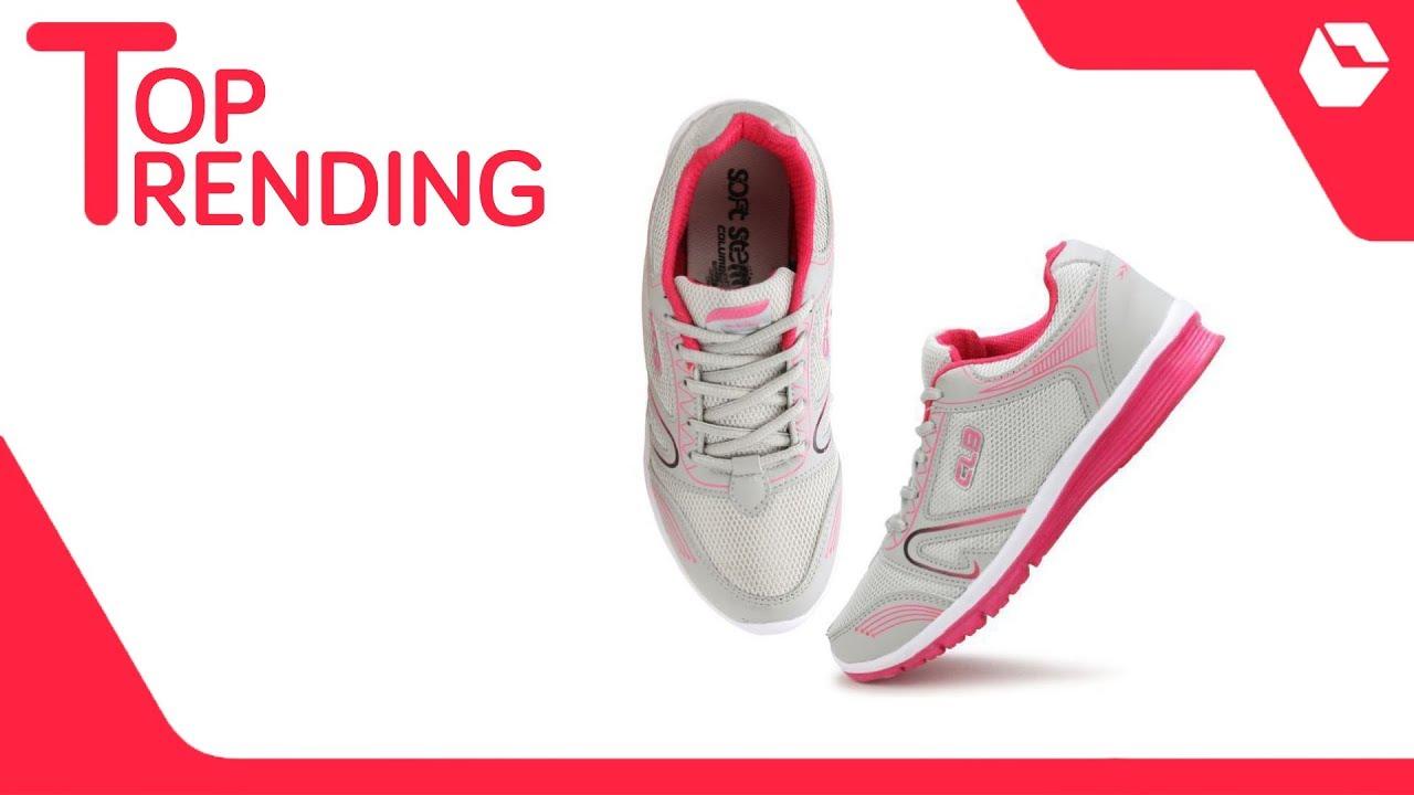 Columbus Gray Running Shoes | Best