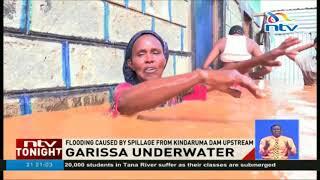 Garissa flood waters reach crisis levels