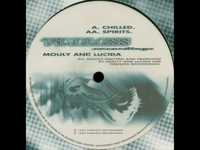 Mouly And Lucida - Chilled