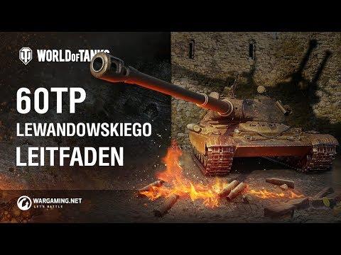 60TP Lewandowskiego: der polnische Monsterjäger. Leitfaden [World of Tanks Deutsch] thumbnail