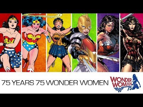 75 Years, 75 Wonder Women