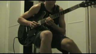 Blues jam (to a backing track-first time)