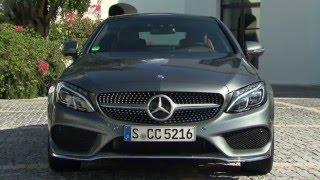 2017 Mercedes-Benz C Class C250d Coupe Selenit Grey - Costa del Sol