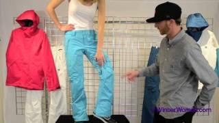 2012-2013 DC Women's Ace Slim Pant