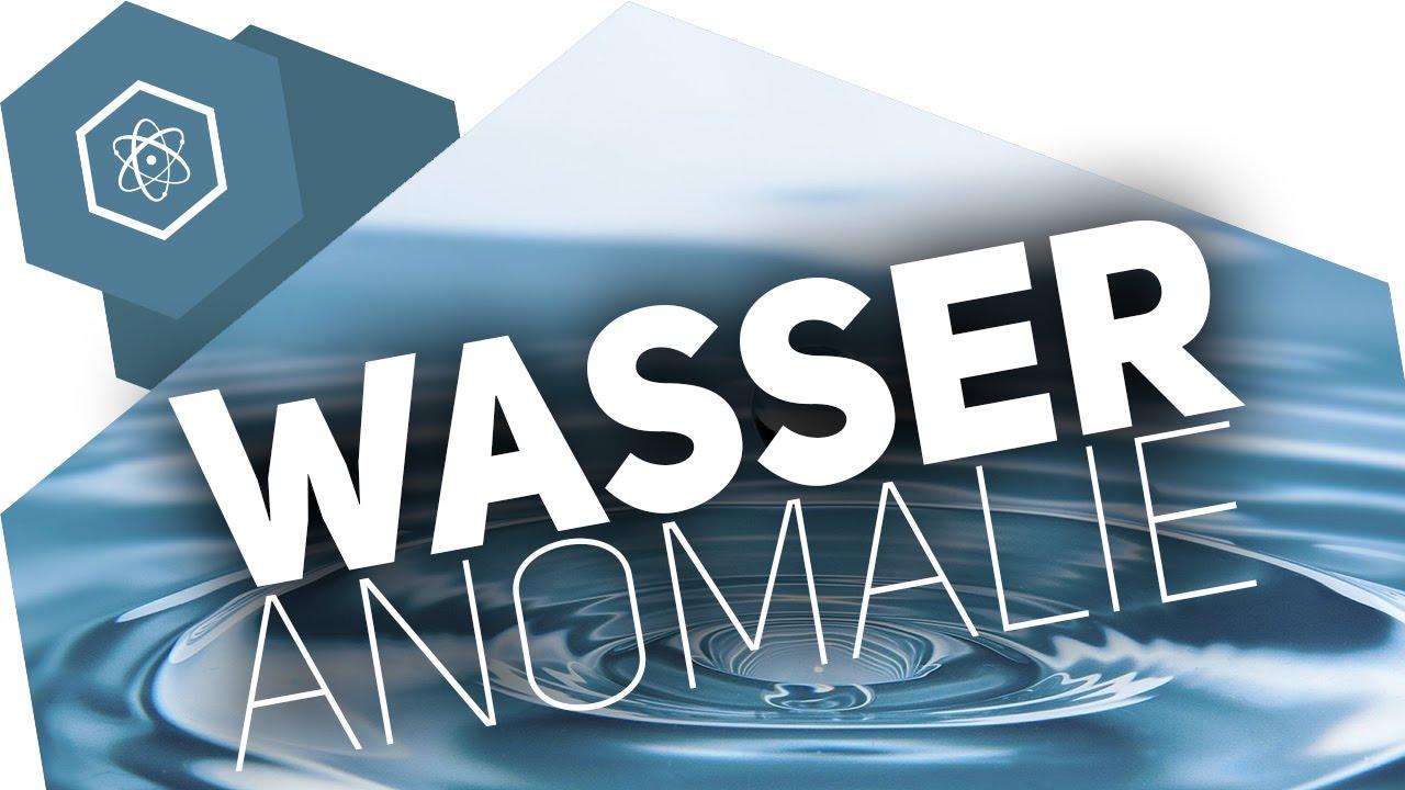 Die Dichte-Anomalie des Wassers – Wie gefriert ein Teich? - YouTube