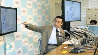 Gempa Bumi 85 SR Guncang Jepang Pada 30 Mei 2015