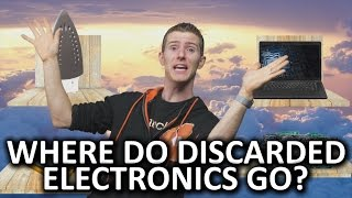What Happens to Discarded Electronics?